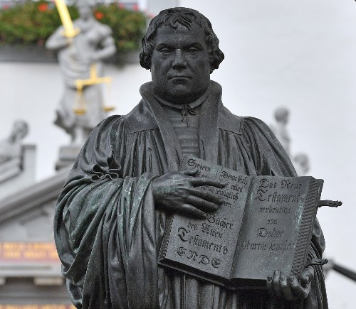 Germany Celebrates 500th Anniversary of The Reformation: Pictures