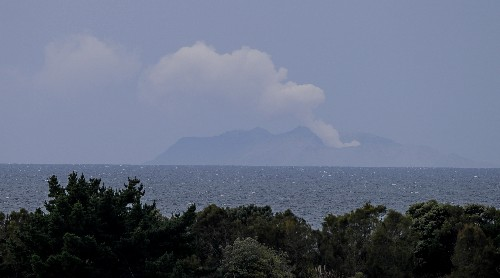 Rescuer describes horror of New Zealand's silent eruption