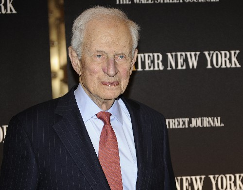 Morgenthau, iconic ex-Manhattan district attorney, has died
