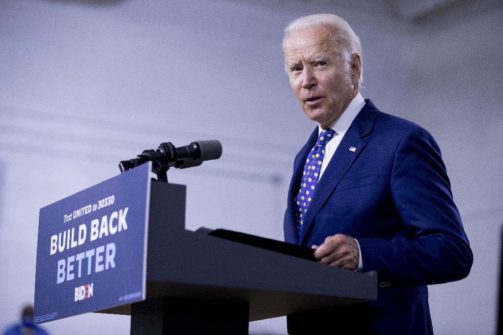 Biden eyes major foreign policy shifts if he wins