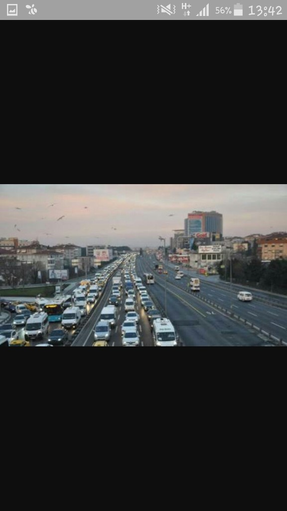 Istanbul Trafiği - cover