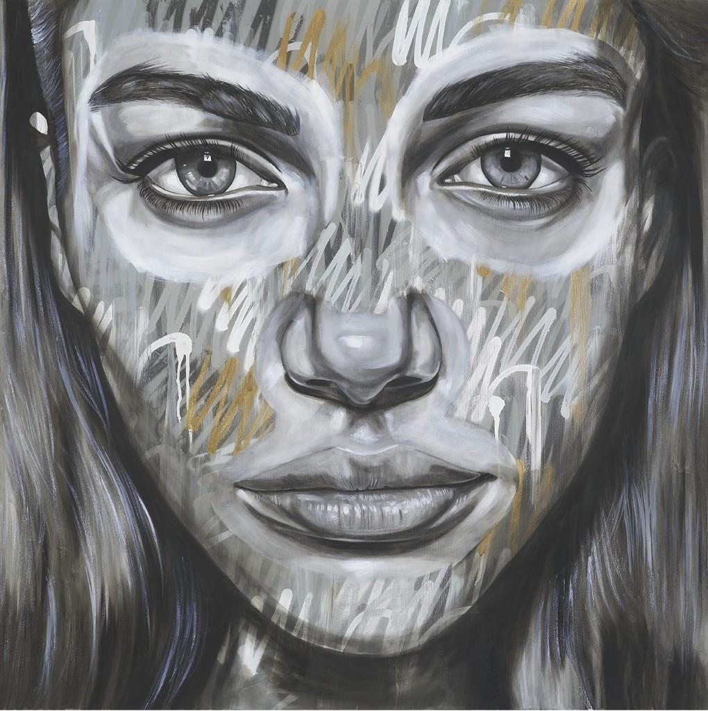 Graffiti Meets Oil Painting in Stunningly Realistic Murals - Creators