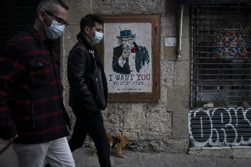 Olympics delayed as Europe, US struggle with surging virus