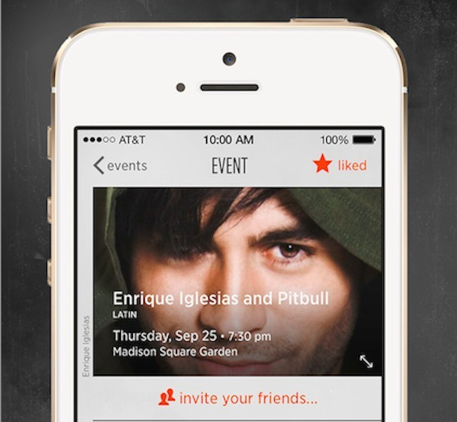 StubHub Music Takes On Music Concert Discovery Apps WillCall And Live Nation
