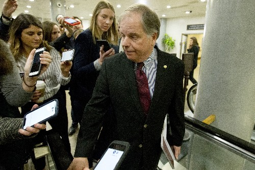 3 Senate Dems from red states waver on impeachment votes