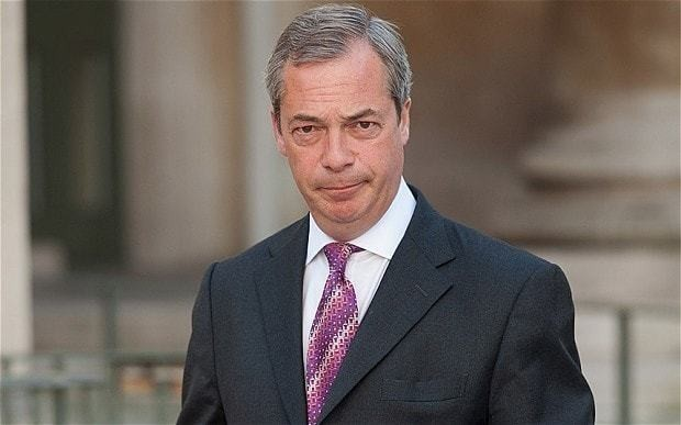 Thousands of Isil fighters could use migrant crisis to 'flood' into Europe, Nigel Farage warns