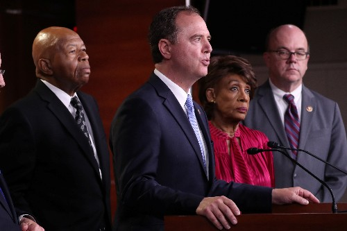 Schiff: 'Time and patience are running out' for Mueller testimony