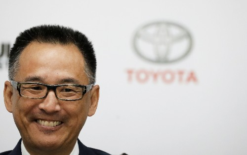 Toyota to sell first hybrid car made in Brazil