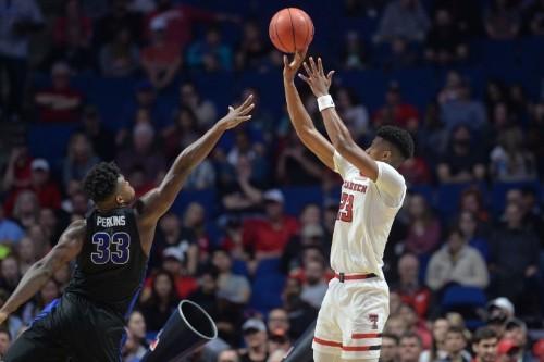 Texas Tech ends Buffalo's best season in 2nd round