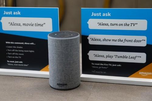 Amazon's Alexa will now butler at Marriott hotels