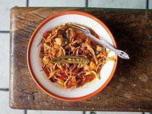 Mexican Chicken and Potato Stew (Guisado de Pollo)