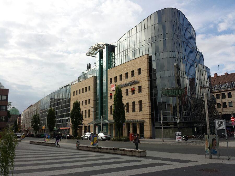 Moderno e tradizione in unisono a Norimberga.