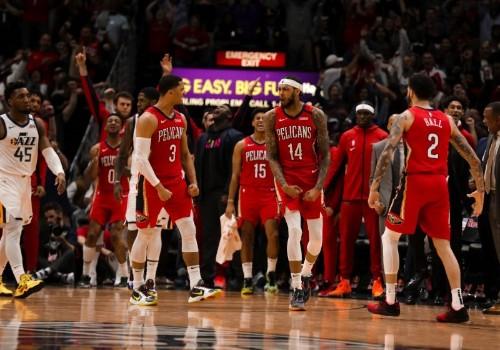 NBA roundup: Ingram's 49 leads Pelicans to wild OT win over Jazz