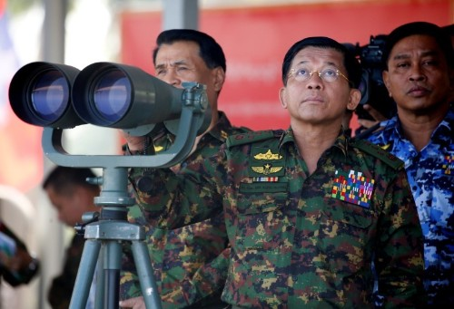 Facebook bans Myanmar army chief, others in unprecedented move