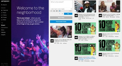 'Throwback Thursday' Has Unexpectedly Made Myspace Cool Again (And Yes, Your Old Account Is Still Active)