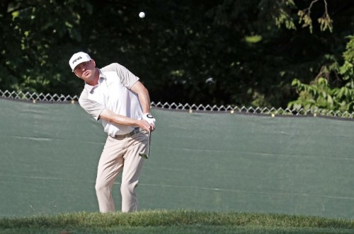 Golf: Lashley stays hot to maintain lead in Detroit