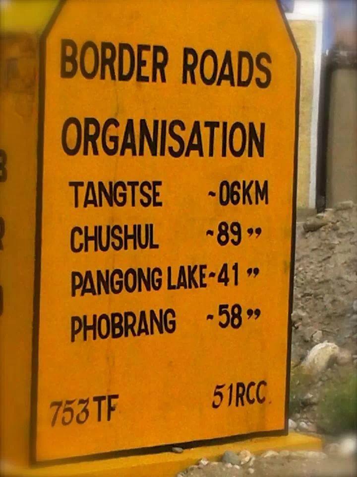 #Who #Guide me to #Reach #Incredible #Pangong #Lake ..... Pic Courtesy: Gaurav Jain...