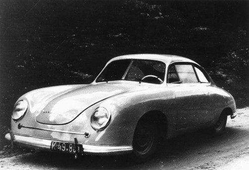 Porsche at 50 in Pictures