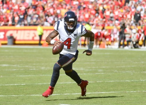 NFL roundup: Watson, Texans hand Chiefs second straight loss