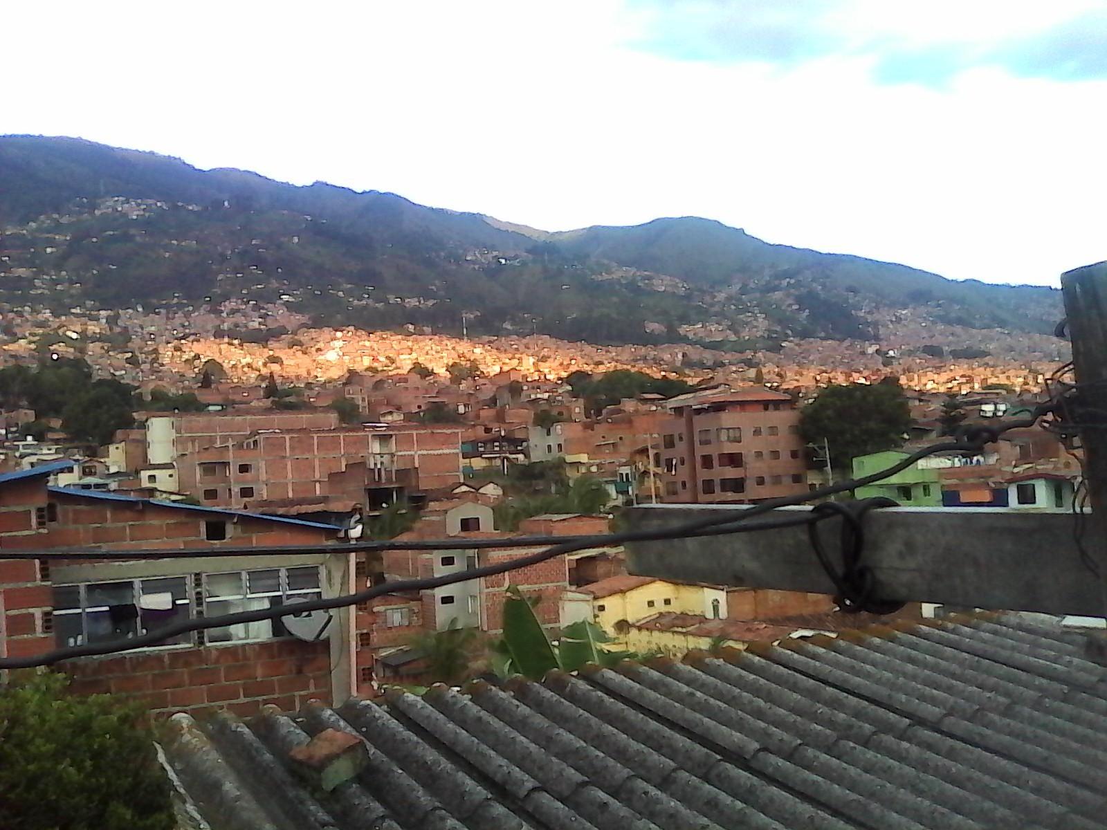 Mas barrio y mas montañas
