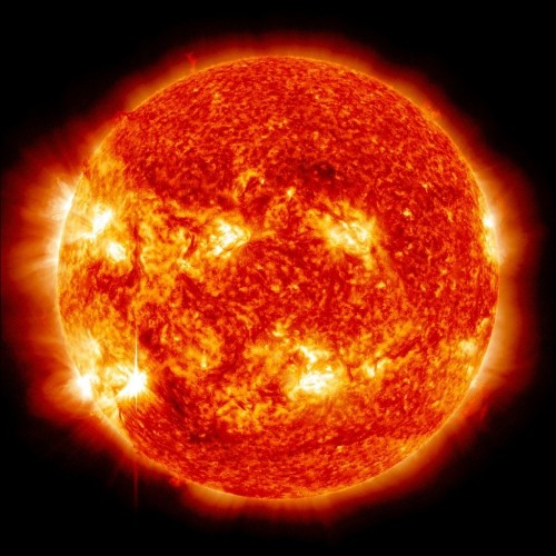 Effects From Intense Solar Flare Could Hit Earth On Friday The 13th