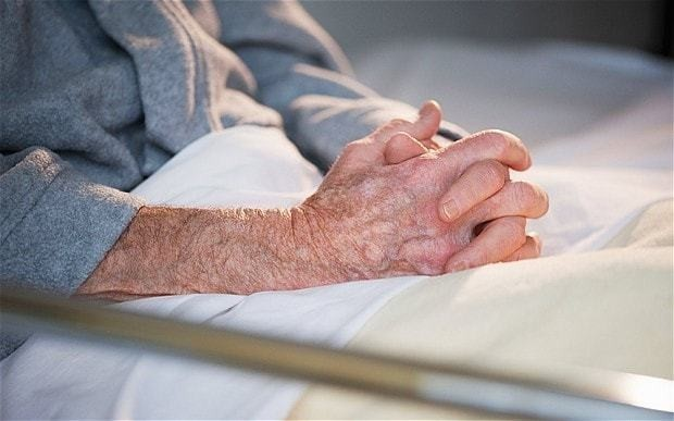 Almost half of all older people in care homes are depressed and think condition is a 'normal part of ageing'