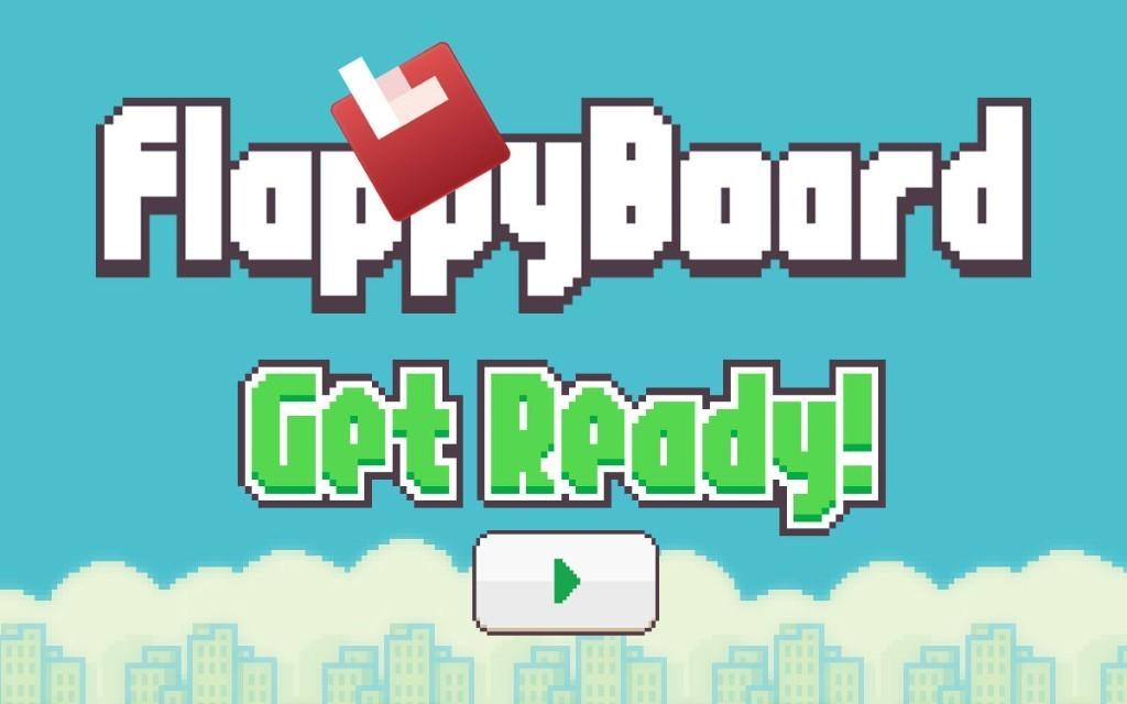 Flappy Board