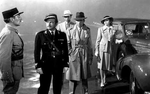 Casablanca - 25 great closing lines in films