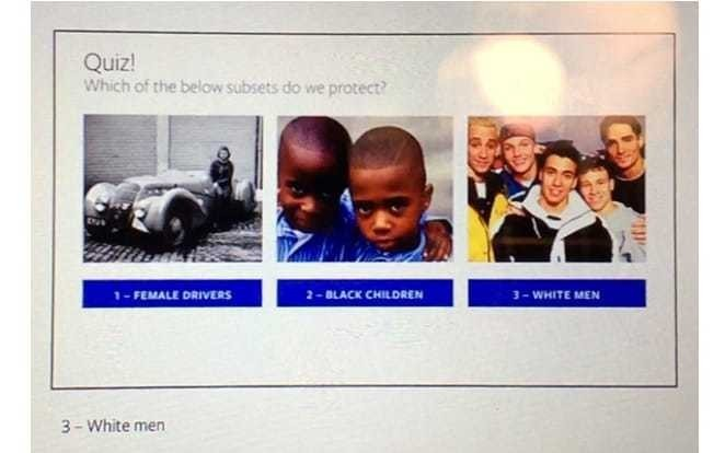 Facebook will protect white men but not black children, leaked documents show