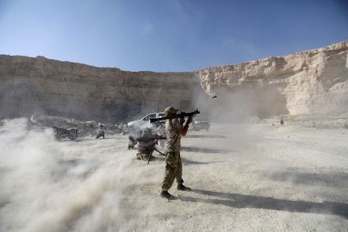 Syrian rebels counter-attack after government advances