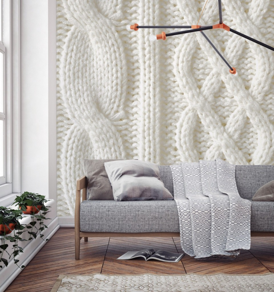 Cable Knit / Lace Patterns - Cover