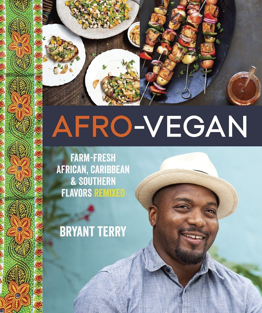 Bryant Terry Afro American Vegan Chef(s) cover image