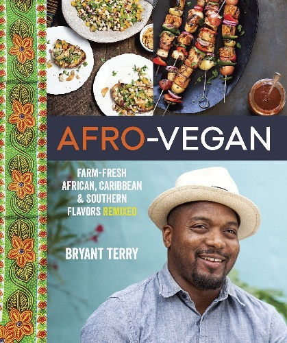Bryant Terry Afro American Vegan Chef - cover