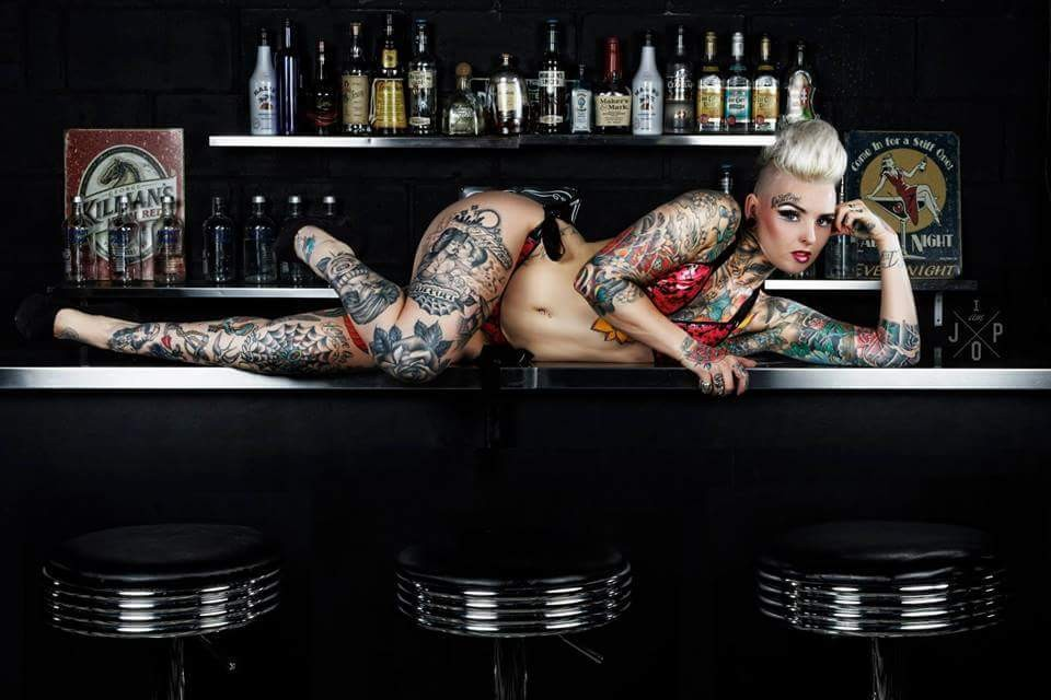 Tattooed Chica'$ cover image