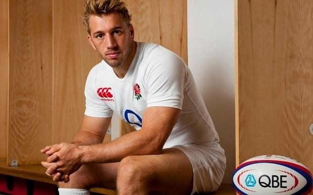 Chris Robshaw's rise from sleepy Surrey village to England captain