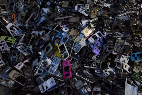 Value of China's metal e-waste to double to $24 billion by 2030: Greenpeace