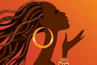 Influencia literária trazida pelos africanos - Magazine cover