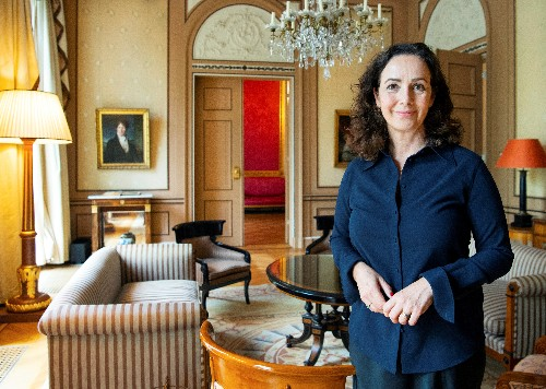 Amsterdam's first woman mayor plans to overhaul red-light district