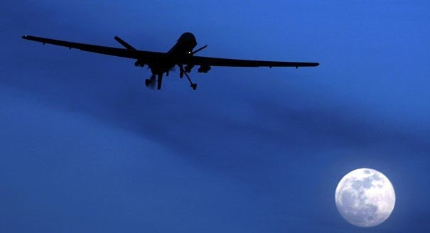 Armed drones now flying over Iraq, DOD confirms