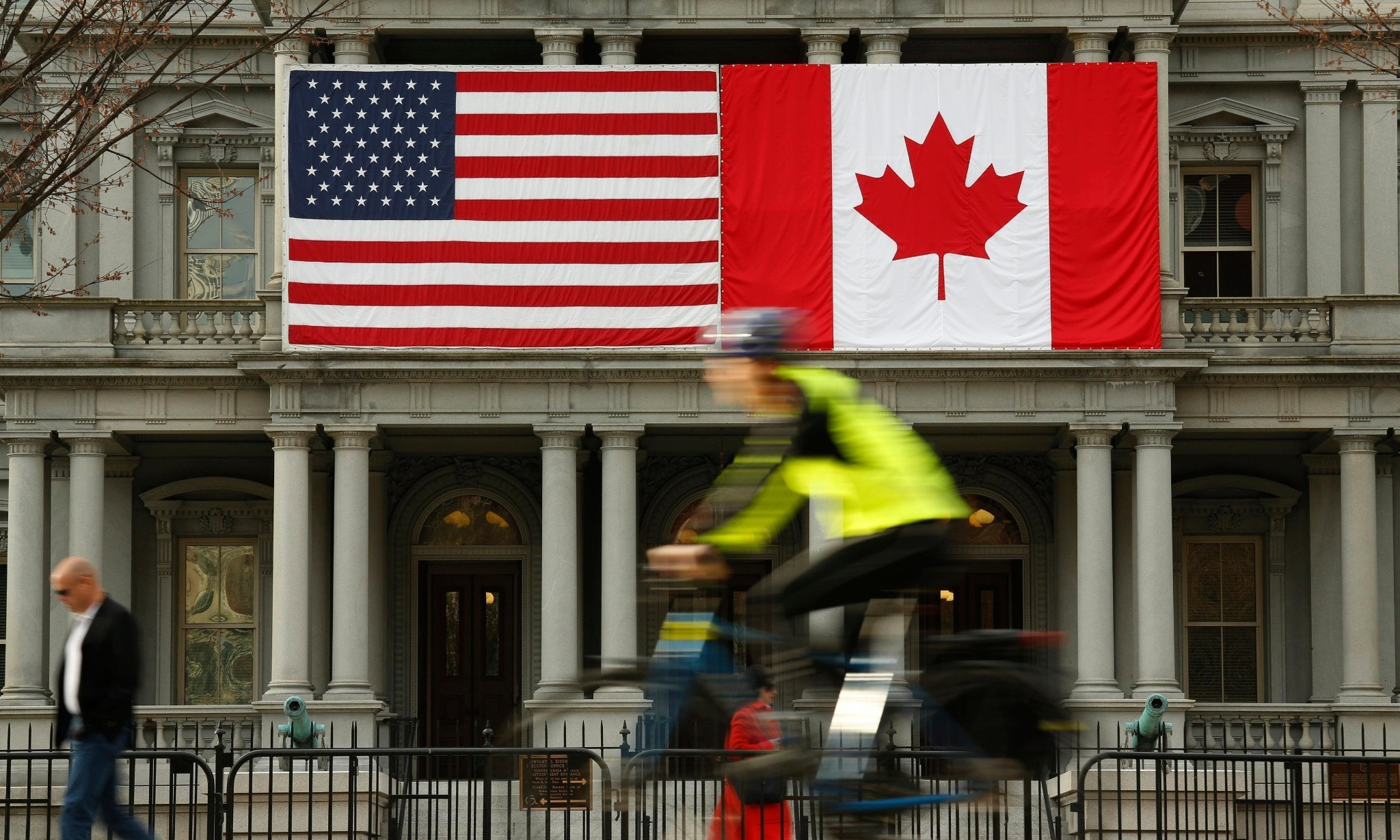 There goes the neighborhood? Canada frets over Trump's trade agenda