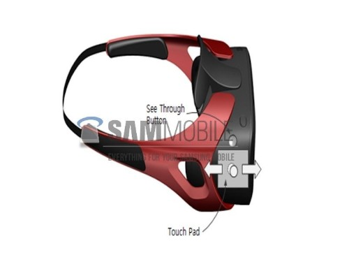 LEAKED: Here's The First Photo Of Samsung's Upcoming Virtual Reality Headset