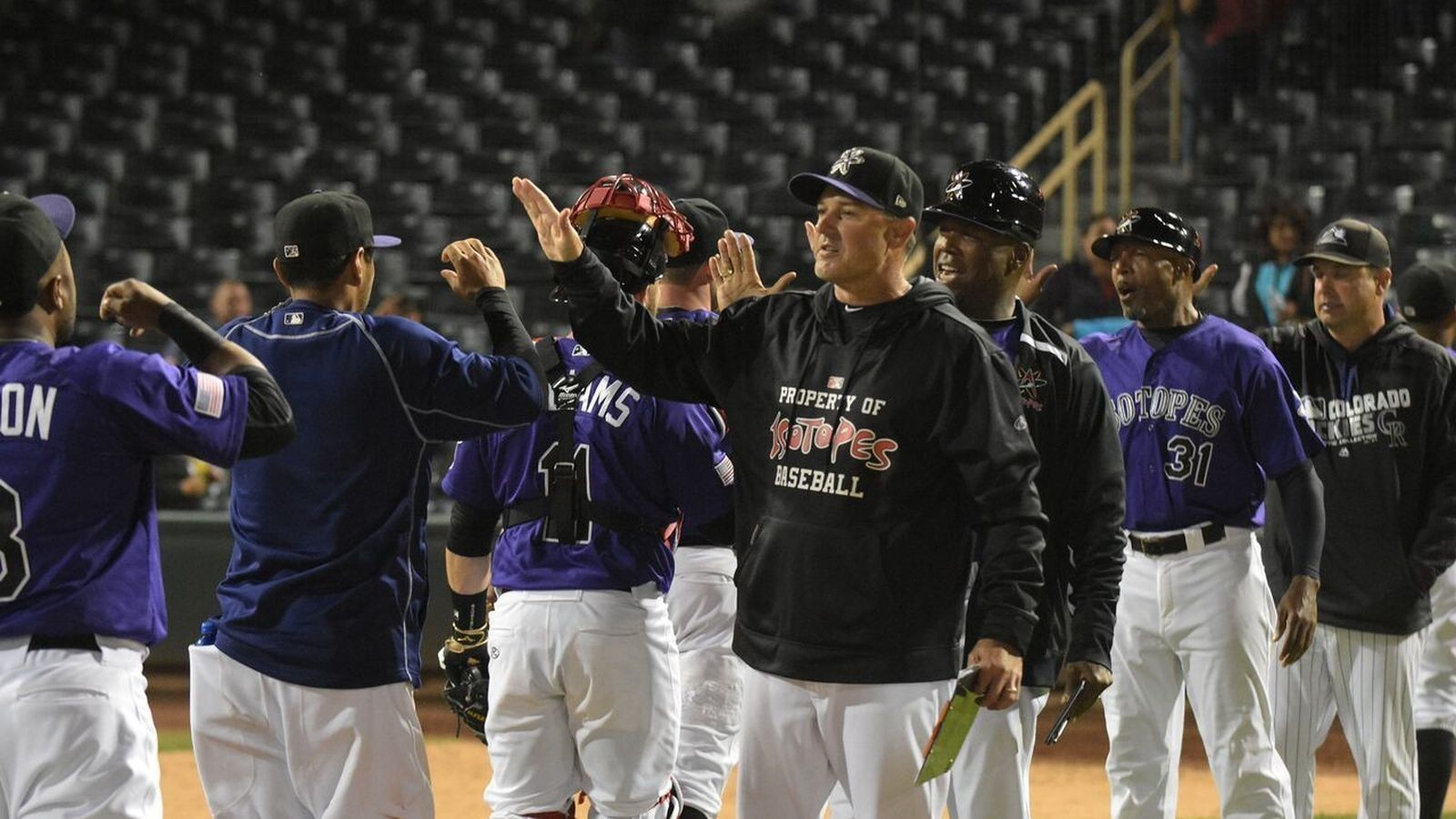 Colorado Rockies pitching coordinator Darryl Scott keeps all affiliates on same page
