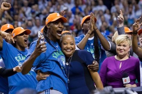 WNBA president Borders to step down