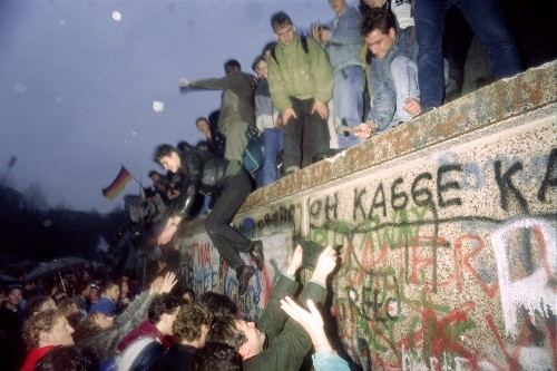 30th Anniversary of the Fall of the Berlin Wall: Pictures