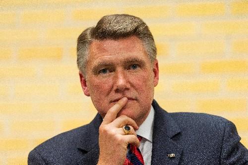 North Carolina Republican denies knowing of ballot fraud scheme
