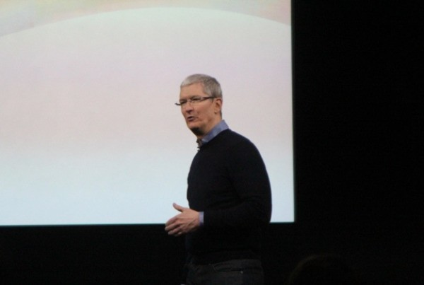 Here's everything Apple announced at today's event