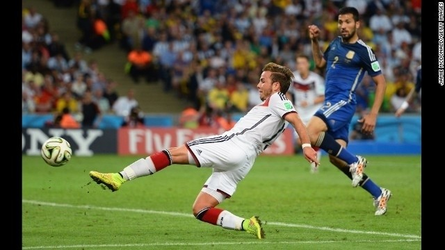 World Cup final: Germany defeats Argentina