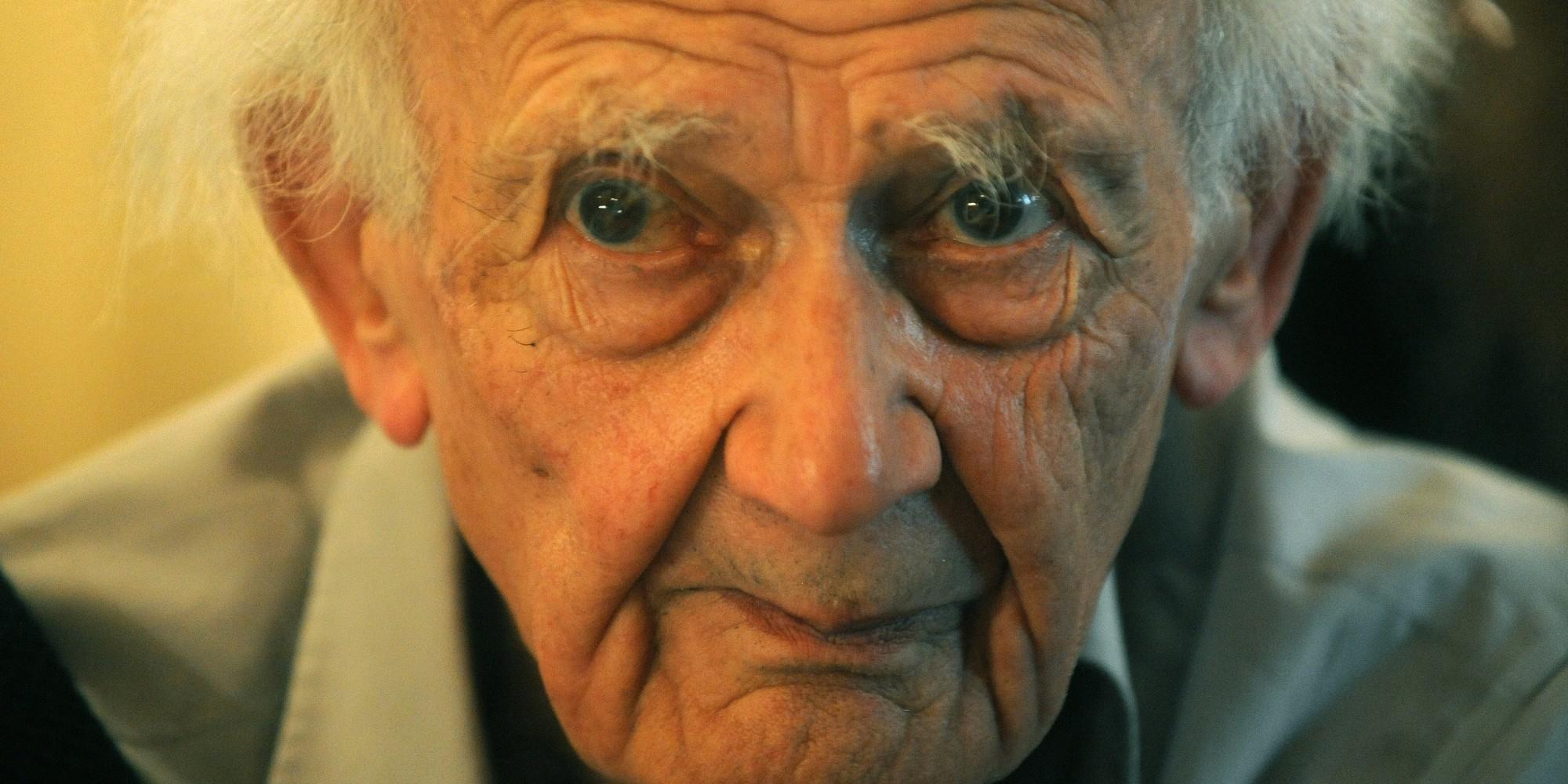 9 pensamentos de Zygmunt Bauman que vão chacoalhar sua mente