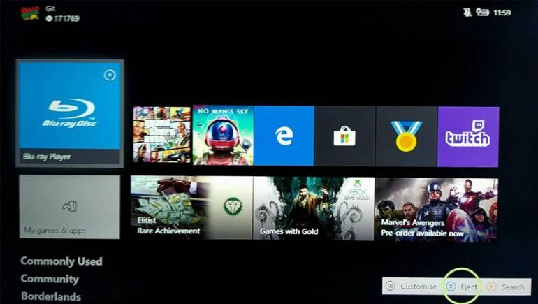 Xbox One pronto recibirá una alternativa por si falla el botón para extraer el disco - cover
