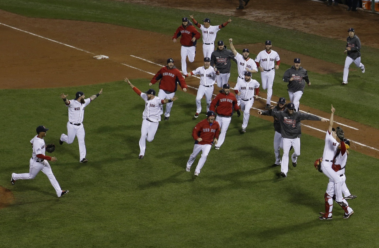 Game 6 in Pictures